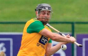 Top scorer: Declan Coulter hit 10 points for Donegal