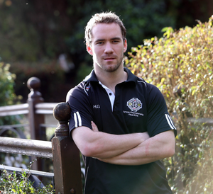 Stay alert: Dr Hugh Gallagher says wider social interactions in GAA are riskier than on-pitch battles