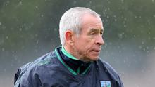 Shown door: Pete McGrath was forced to leave Fermanagh last season