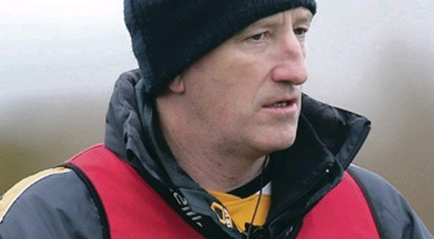 Work ongoing: Kevin Ryan says Antrim can reach a new level