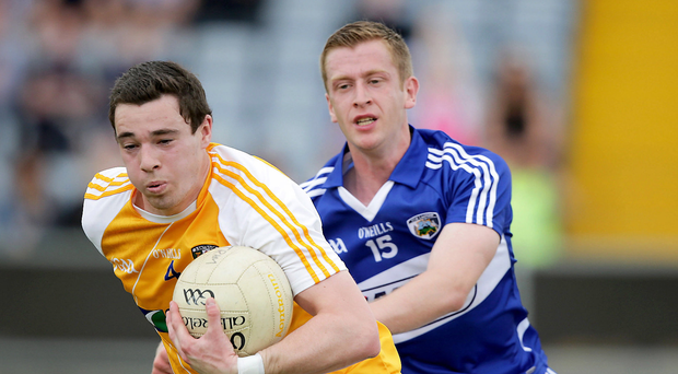 Driving force: Declan Lynch can help inspire Lamh Dhearg