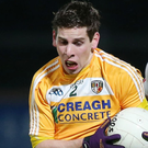 Fired up: Kevin O'Boyle can't wait to play on Ulster stage