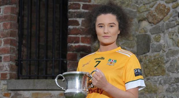 Huge setback: Saoirse Tennyson will miss out on playing for St Paul's in the All-Ireland intermediate club final