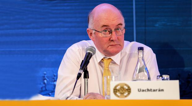 Game changer: GAA president John Horan is overseeing fixtures review