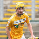 Winning aim: Keelan Molloy should be on Antrim duty