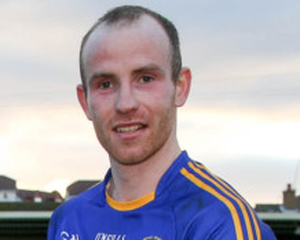 Top man: James Lavery's power play inspired Maghery