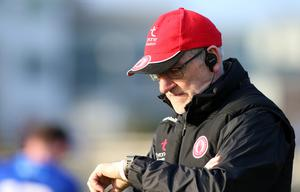 Tyrone boss Mickey Harte will leave his role at the end of the year