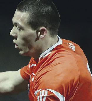 James Morgan aims to seal Armagh place