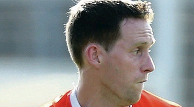 All set: Finian Moriarty is in line for Championship action