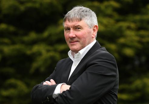Dual role: UUJ's Martin McHugh will also lead Kilcar