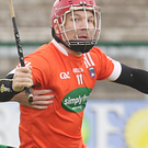 Hot shot: Cahal Carvill led the Middletown scoring blitz