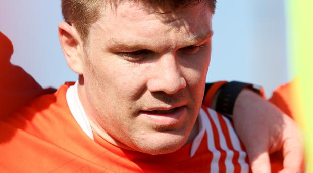 Driving force: Cathal Carvill