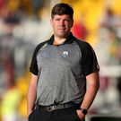 End game: Kerry manager Eamon Fitzmaurice has stepped down