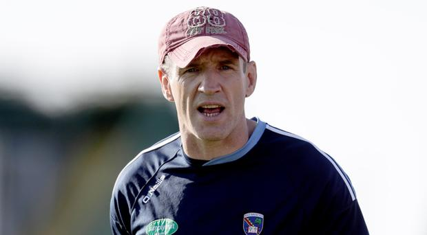 Tough talk: Kieran McGeeney