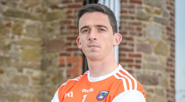 Crunch tie: Rory Grugan expects Armagh to be in for a battle