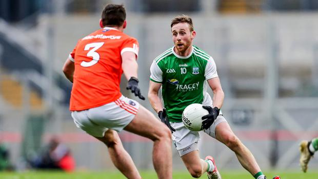 Leading light: Ciaran Corrigan has emerged as a big player for Fermanagh
