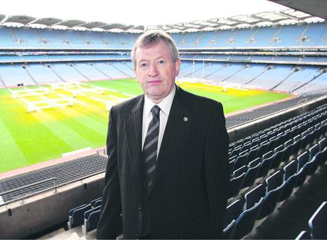 Paraic Duffy, at Croke Park, takes a moment to reflect on the future of his vibrant sport