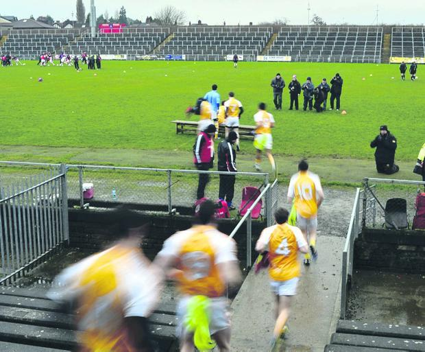 Revamped Casement Park will stage the top games