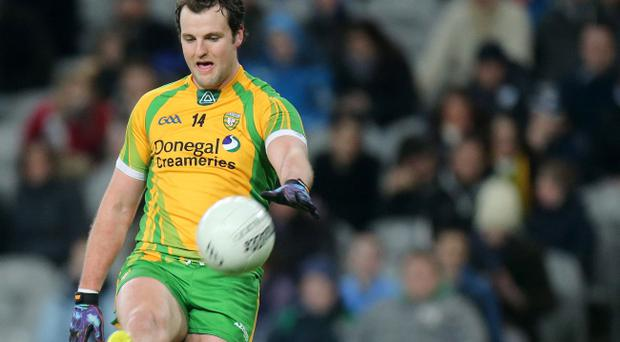 Donegal's Michael Murphy was harshly red-carded against Tyrone yet serial transgressors appear to escape the ultimate sanction