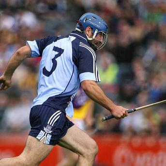 Stephen Hiney is back in the Dublin line-up