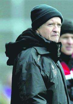Dermot McBride has been an important figure for Derry as they continue to progress under Brian McIver