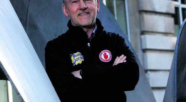 Manager Mickey Harte says Donegal had the call to play the game against Tyrone in Ballybofey