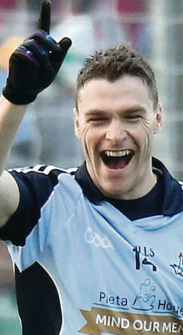 Dublin's Paddy Andrews impressed against Meath