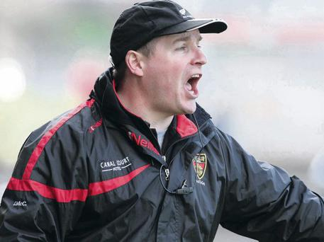 Down Manager James McCartan