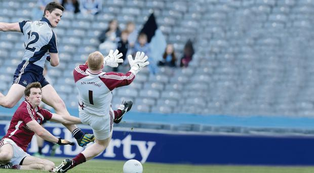 Unlike in Ulster, the other provinces are finding it hard to fill stands, as Dublin's game with Westmeath showed