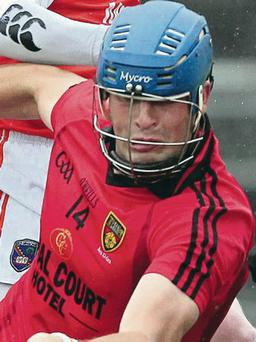 Gareth Johnson is gunning for Kerry