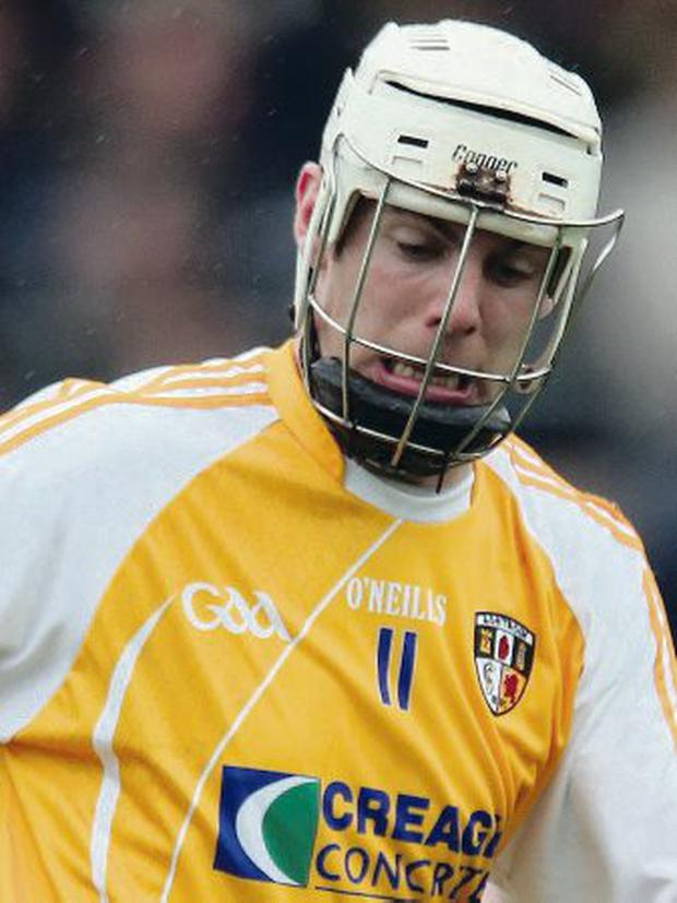 Neil McManus says Antrim have their work cut out