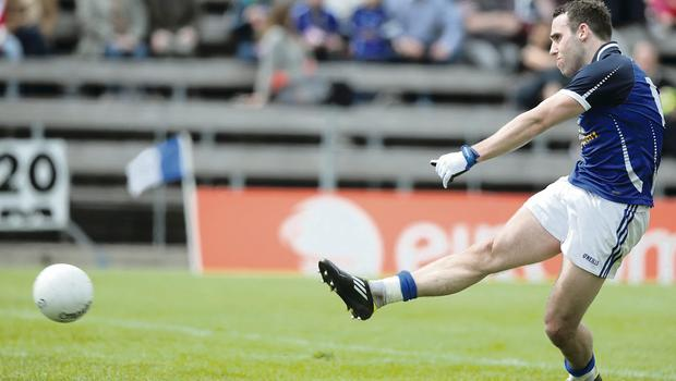 Cavan's Eugene Keating will keep the Fermanagh defence on its toes on Sunday