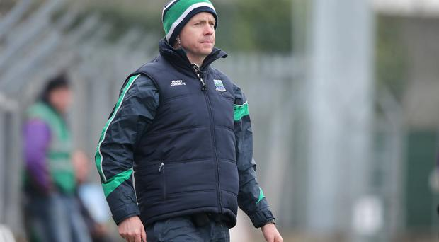 Fermanagh manager Peter Canavan