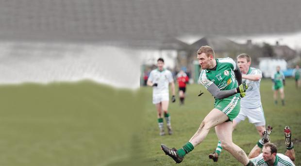 Donegal's Cathal Magee.