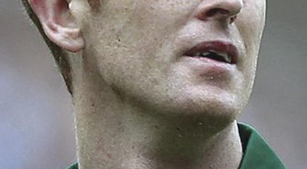 Experienced star: Colm Cooper made his debut back in 2002