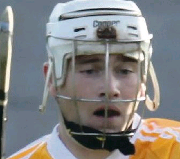Antrim ace: Stephen McAfee is in the Under-21 Allstars team