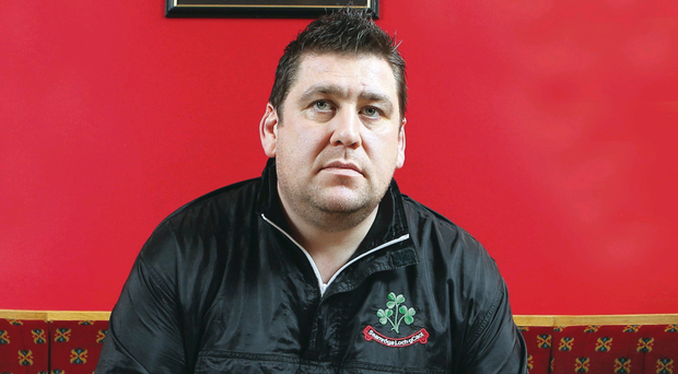 Experience is key: PJ O'Mullan has left Loughgiel training in the hands of his skillful coaches