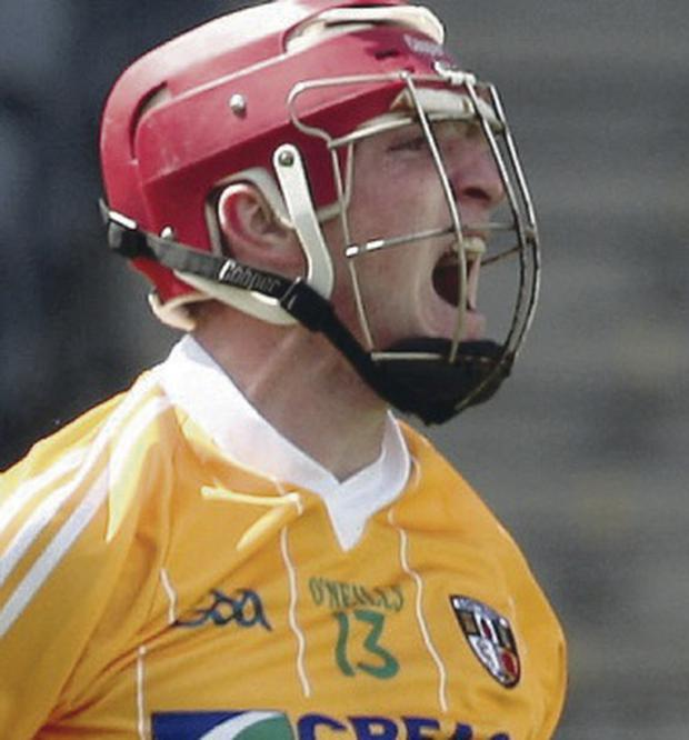 Late: PJ O'Connell's last-minute goal sent Gaels past round one