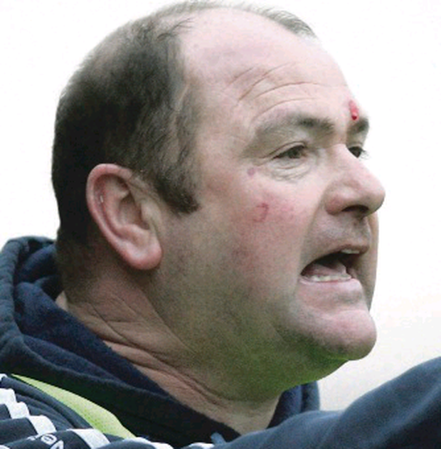 Martin McKinless' Ballinderry face Scotstown in the Ulster club football championship quarter-final on Sunday