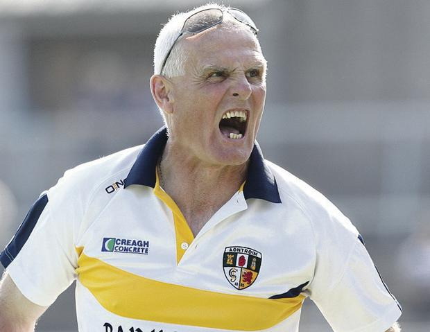 Options: Liam Bradley can call upon a mixture of players for Antrim