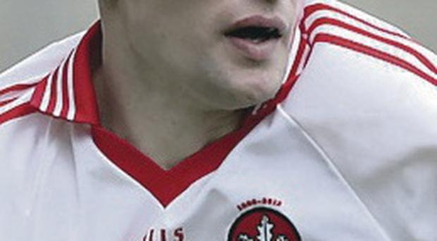 On the scoresheet: James Kielt was a key man in the Derry side
