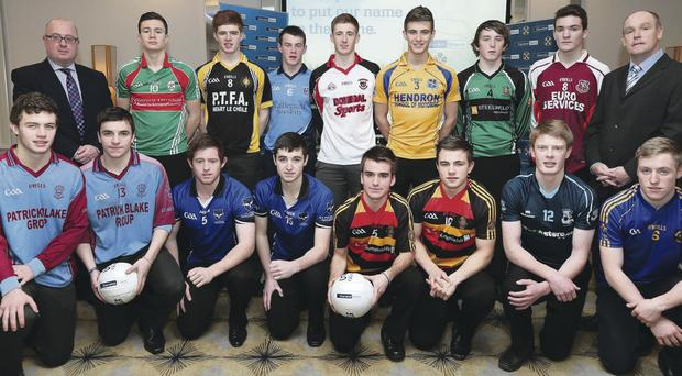 Young talent: The Ulster Colleges Allstars hoping to make a big impact on the local game