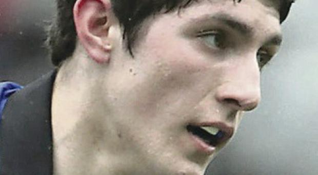 Peter Cassidy may line up for Brian McIver's side
