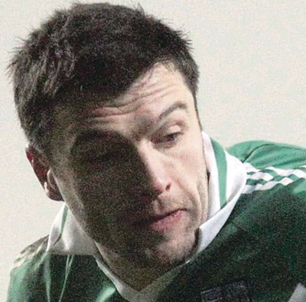 Ryan McCluskey is back with Fermanagh