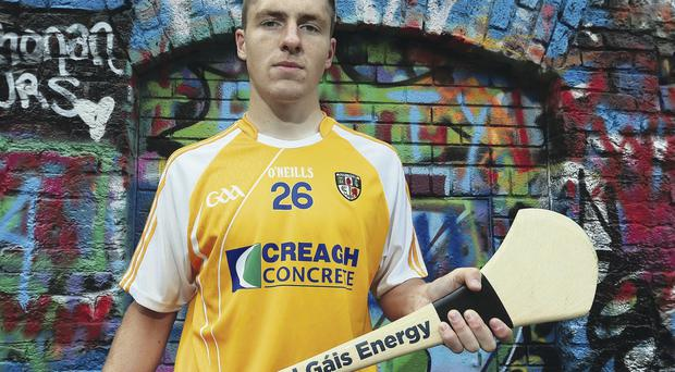 Antrim's Jackson McGreevy is a new breed of star