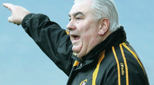 Joe Kernan has been used by the Ulster Council in talks with counties over team selection issues for the Dr McKenna Cup