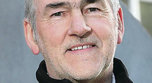 Tyrone boss Mickey Harte is exploring options