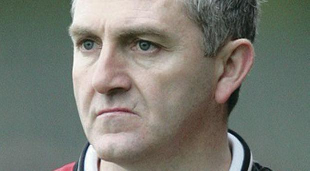 Damian Cassidy has praised the mentality of Clonoe