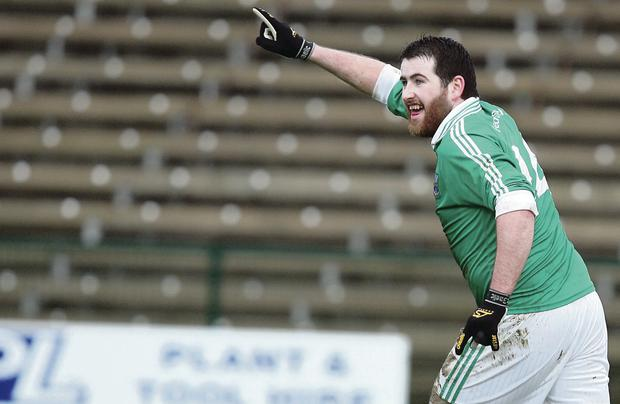 Fermanagh forward ace Seamus Quigley has left the county panel and is not expected back