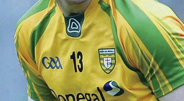 Captain fantastic: Donegal's Patrick McBrearty was on target